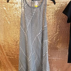 Chevron Sheer Swimsuit Cover Up